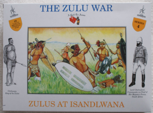 A Call To Arms 1/32 CAL3204 Zulus at Isandlwana (Zulu Wars)